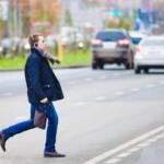 За полгода в Украине оштрафованы более 90 тыс пешеходов