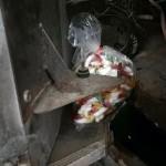 Житель Львовской области пытался ввезти в Украину почти тонну конфет