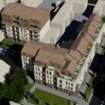 Горсовет разрешил строительство жилого комплекса в историческом центре Львова