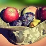 В Гарнизонном храме собирают фруктовые корзины для украинских защитников