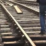 С начала года под колесами поездов погибли почти две сотни человек