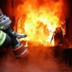 На Львовщине мужчина хотел самостоятельно потушить пожар, но получил ожоги