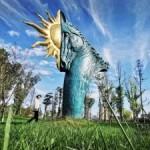 Работы львовского скульптора Владимира Цисарика установили в Китае