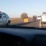 На Львовщине пассажирский автобус столкнулся с легковушкой: погиб человек (фото, видео)